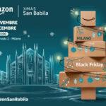 Amazon Xmas San Babila