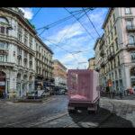 Philipp Plein Truck