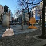 Installation in Milano
