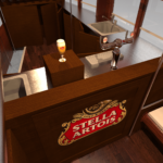 Tram Stella Artois